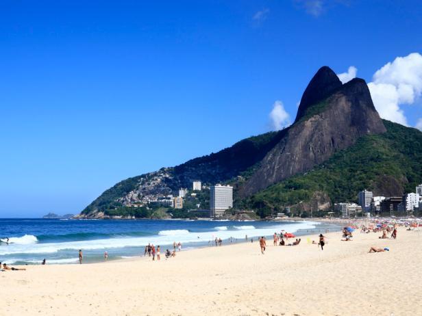 Rio vacation rental